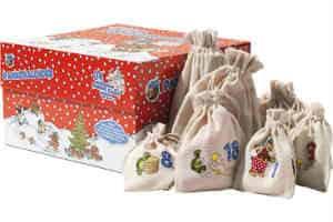 giv Rasmus Klump julekalenderen til de små drenge og piger