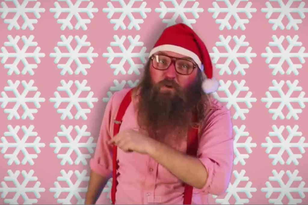 Se onkel reje julesang - jeg kender julemanden