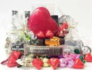 køb en færdig pakkekalender med forskelligt chokolade