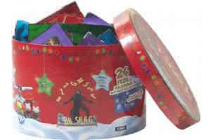 køb den sjove ramasjang kalender til børnene