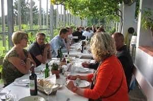 giv den gode madoplevelse på Glenholm vingård i gave