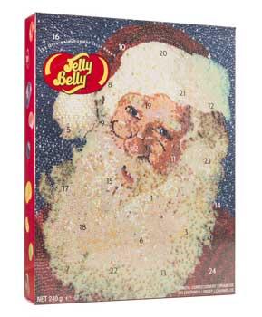 jelly belly julekalenderen er det gode alternativ
