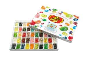 giv den søde Jelly Belly gaveæske til jul