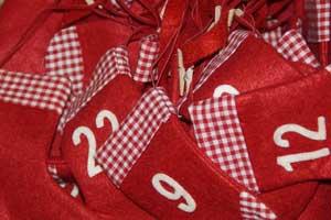 find 24 færdige gaveideer i en pakkekalender