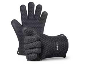 Giv manden de gode bevægelse Kitchpro grill handsker