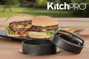 køb den smarte hamburgerpresser til unikke hans julegave