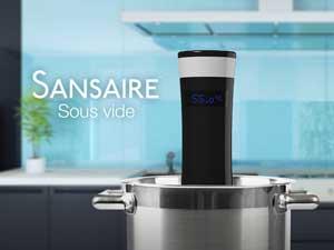 Sansire Sous Vide er den perfekte gaveide til madelskeren