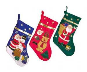 Sjove og søde julesokker til pakkekalendergaver