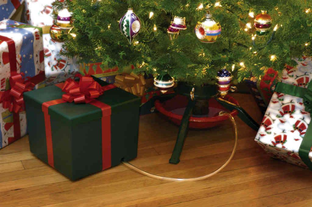 juletræsvanding? Det kan gøres både smart og nemt