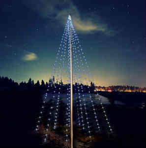 Julelys udendørs? Find den smukke og billige lyskæde her | Juleliv