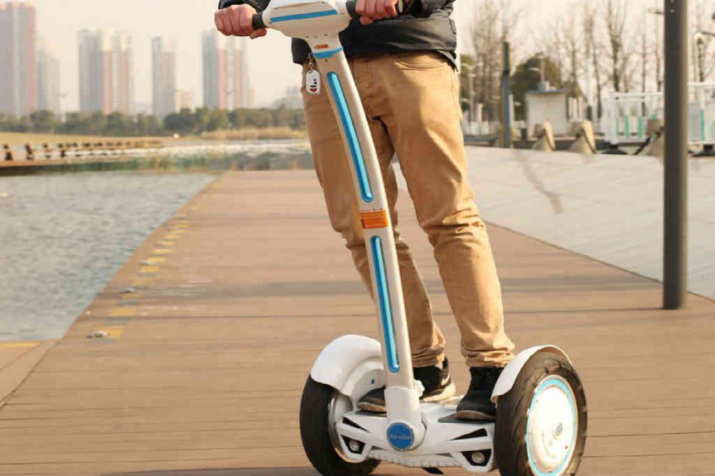 Airwheel S3 den dyre men sjove gaveide til alle