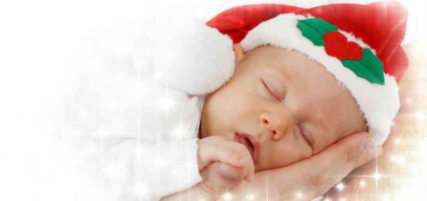 brug de rette tips til babyen i julen