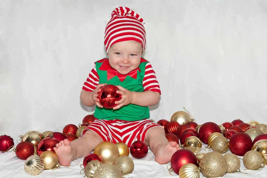 24 pakkekalender gaveideer til babyen