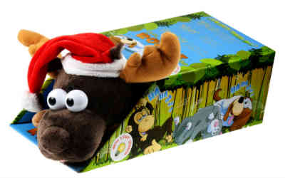køb det sjove rensdyr i kalendergave