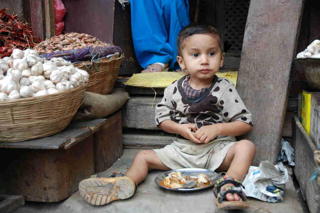 årets u-landskalender for 2015 støtter børn i Nepal