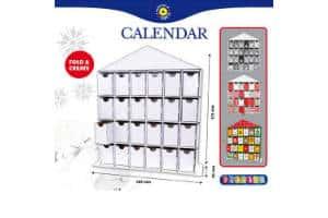 køb kalendergavesættet til årets pakkekalender