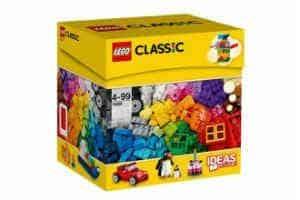køb lego i gave til barnet på 3 år og op