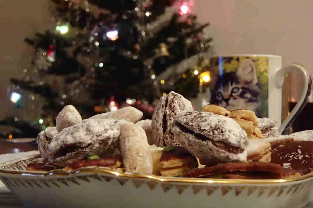 tips til at nyde julemad på den sunde måde