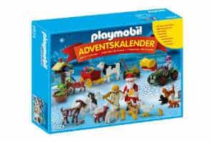 playmobil jul på gården julekalender til børn