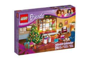 Lego Friends julekalender er hit til piger