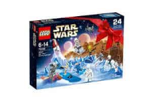 køb den sjove Star Wars kalender til ham