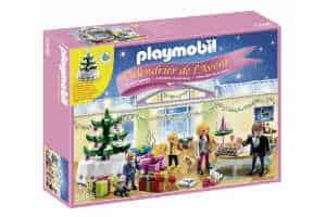 køb den hyggelige Playmobil julestue kalender