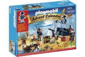 Køb den sjove Playmobil pirat kalender til drenge