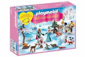 Gvi den sjove Playmobil julekalender til piger