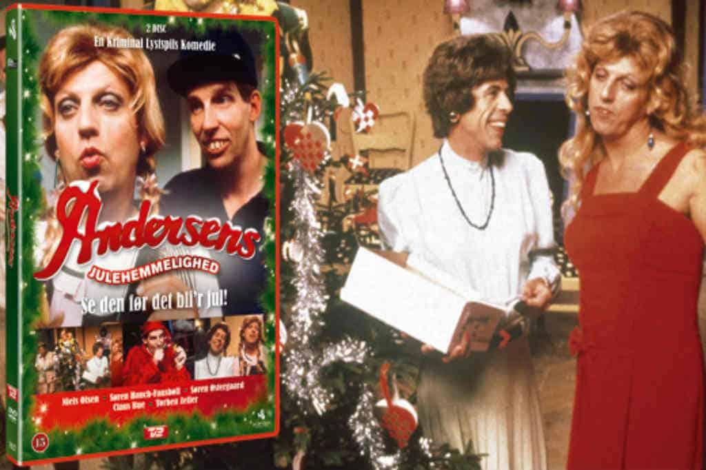 Familien Andersen Julehemmelighed bliver genudsendt på TV2