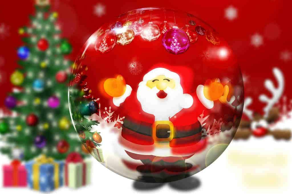 Hvordan man bliver en god julemand juleaften