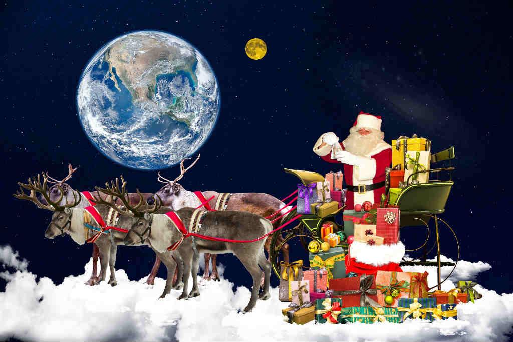 Hvor stammer julegaver fra