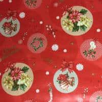 køb en sød juledug med julestjerner