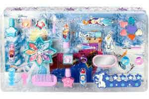 giv den lille pige en Frost julekalender