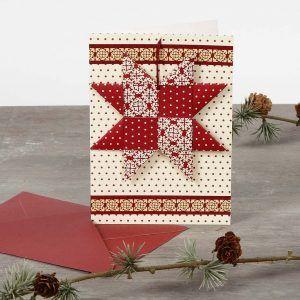 fint julekort