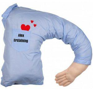 Personlig gave - Kæreste erstatning
