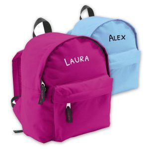 personlig julegave - rygsæk