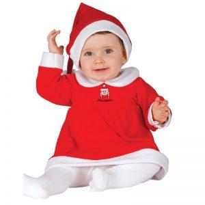 Julekostumer til de små børn