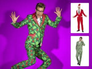 Stand Out Suits Christmas