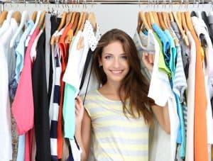 Køb lækre items til hendes garderobe